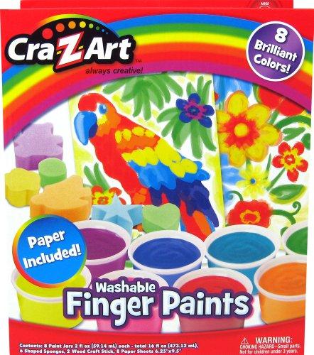 צובעים באצבעות